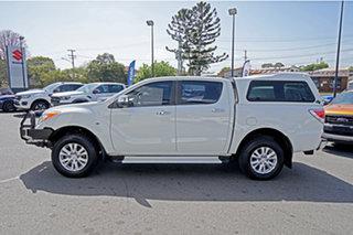 2014 Mazda BT-50 UP0YF1 XTR White 6 Speed Sports Automatic Utility