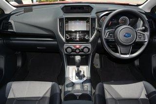 2019 Subaru Impreza G5 MY19 2.0i CVT AWD Pure Red 7 Speed Constant Variable Hatchback