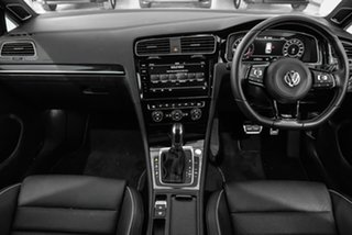 2019 Volkswagen Golf 7.5 MY19.5 R DSG 4MOTION White 7 Speed Sports Automatic Dual Clutch Wagon.