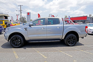 2019 Ford Ranger PX MkIII 2019.75MY XLT Pick-up Double Cab 4x2 Hi-Rider Silver 10 Speed