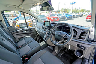 2019 Ford Transit Custom VN 2018.75MY 300S Low Roof SWB Blue 6 Speed Automatic Van