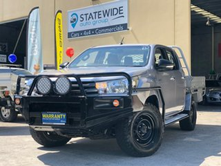 2016 Toyota Hilux GUN126R SR Double Cab 6 Speed Manual Cab Chassis.