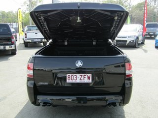 2012 Holden Commodore VE II MY12 SS Thunder Black 6 Speed Automatic Utility