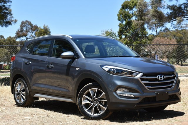 Used Hyundai Tucson TL MY18 Active X 2WD, 2017 Hyundai Tucson TL MY18 Active X 2WD Grey 6 Speed Sports Automatic Wagon