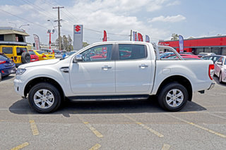 2019 Ford Ranger PX MkIII 2019.75MY XLT Pick-up Double Cab White 6 Speed Sports Automatic Utility