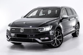 2018 Volkswagen Passat 3C (B8) MY18 Alltrack DSG 4MOTION Wolfsburg Edition Grey 7 Speed.