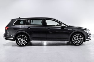2018 Volkswagen Passat 3C (B8) MY18 Alltrack DSG 4MOTION Wolfsburg Edition Grey 7 Speed