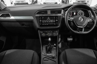 2018 Volkswagen Tiguan 5N MY18 132TSI Comfortline DSG 4MOTION Allspace White 7 Speed.