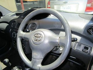 2004 Toyota Echo NCP10R 5 Speed Manual Hatchback