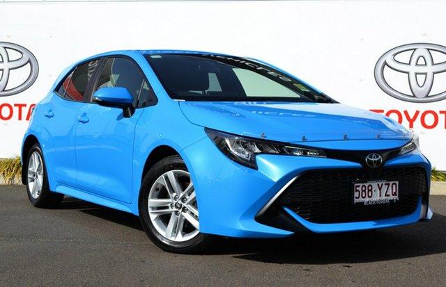 Demo Toyota Corolla  , Corolla Hatch Ascent Sport 2.0L Petrol Auto CVT 5 Door 4405540 001