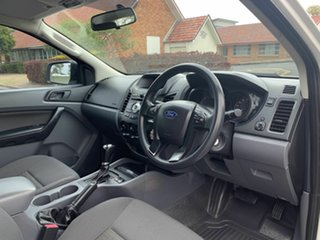 2014 Ford Ranger PX XL White 6 Speed Automatic Spacecab