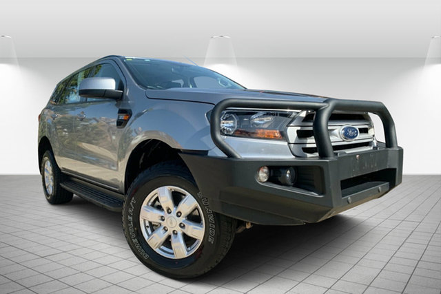 Used Ford Everest UA Ambiente 4WD, 2017 Ford Everest UA Ambiente 4WD Grey 6 Speed Sports Automatic Wagon