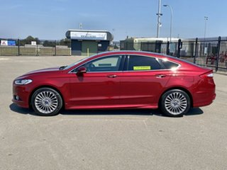 2016 Ford Mondeo MD Titanium SelectShift Red 6 Speed Sports Automatic Hatchback