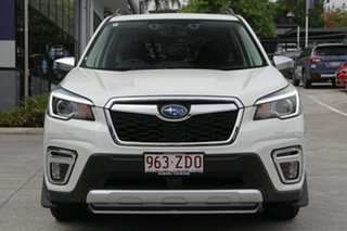 2019 Subaru Forester S5 MY19 2.5i-S CVT AWD White Crystal 7 Speed Constant Variable Wagon