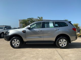 2017 Ford Everest UA Ambiente 4WD Grey 6 Speed Sports Automatic Wagon