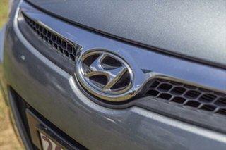 2010 Hyundai i30 FD MY10 Sportswagon cw Wagon Grey 4 Speed Automatic Wagon.
