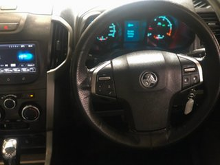 2013 Holden Colorado RG MY14 LT Crew Cab White 6 Speed Sports Automatic Utility