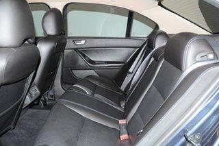 2011 Ford Falcon FG XR6 Turbo Silver 6 Speed Manual Sedan