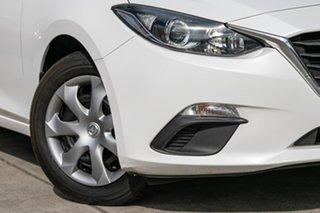 2014 Mazda 3 BM5276 Neo SKYACTIV-MT White 6 Speed Manual Sedan.