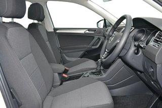 2021 Volkswagen Tiguan 5N MY21 110TSI Comfortline DSG 2WD Allspace White 6 Speed