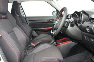 2020 Suzuki Swift AZ Sport Pure White 6 Speed Sports Automatic Hatchback
