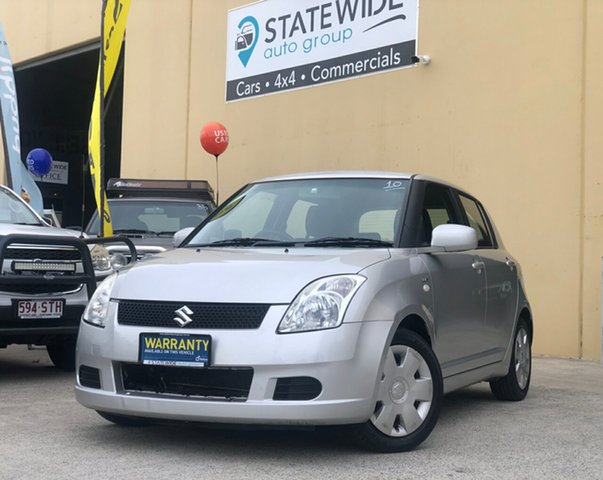 Used Suzuki Swift RS415 , 2005 Suzuki Swift RS415 Silver 5 Speed Manual Hatchback
