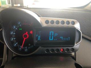 2015 Holden Barina TM MY15 CD White 6 Speed Automatic Hatchback