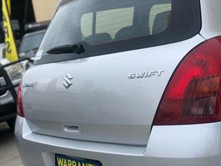 2005 Suzuki Swift RS415 Silver 5 Speed Manual Hatchback