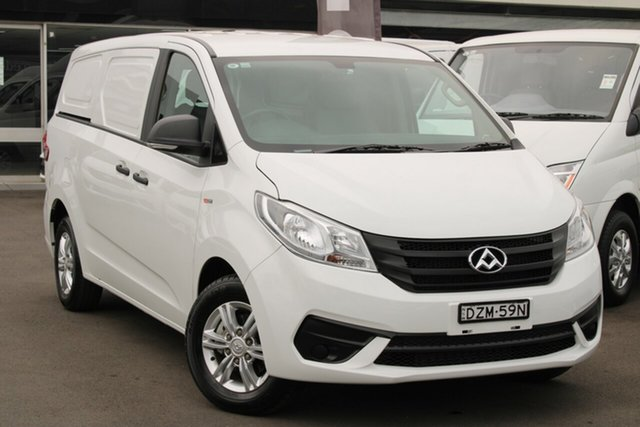 Used LDV G10 SV7C , 2018 LDV G10 SV7C White 6 Speed Automatic Van