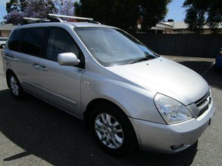 2006 Kia Grand Carnival VQ Premium 5 Speed Tiptronic Wagon.