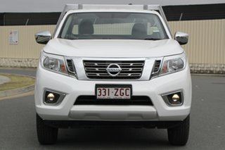 2019 Nissan Navara D23 S4 MY19 RX 4x2 Polar White 6 Speed Manual Cab Chassis
