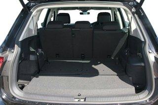 2020 Volkswagen Tiguan 5N MY20 110TSI Comfortline DSG 2WD Allspace Black 6 Speed
