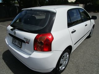 2004 Toyota Corolla ZZE122R Ascent 5 Speed Manual Sedan