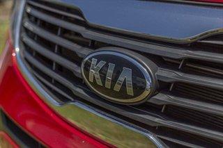 2012 Kia Sportage SL MY13 Platinum Red 6 Speed Sports Automatic Wagon.