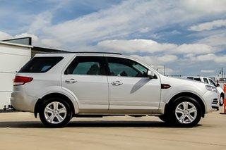2014 Ford Territory SZ TX Seq Sport Shift Lightning Strike 6 Speed Sports Automatic Wagon
