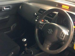 2005 Suzuki Swift RS415 Silver 5 Speed Manual Hatchback.
