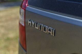 2010 Hyundai i30 FD MY10 Sportswagon cw Wagon Grey 4 Speed Automatic Wagon