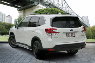 2019 Subaru Forester S5 MY19 2.5i-S CVT AWD White Crystal 7 Speed Constant Variable Wagon.