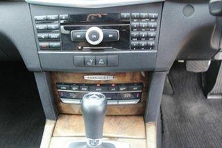 2010 Mercedes-Benz E-Class W212 E220 CDI BlueEFFICIENCY Elegance Grey 5 Speed Sports Automatic Sedan