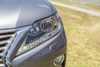 2014 Lexus RX AGL10R RX270 Mercury Grey 6 Speed Sports Automatic Wagon.