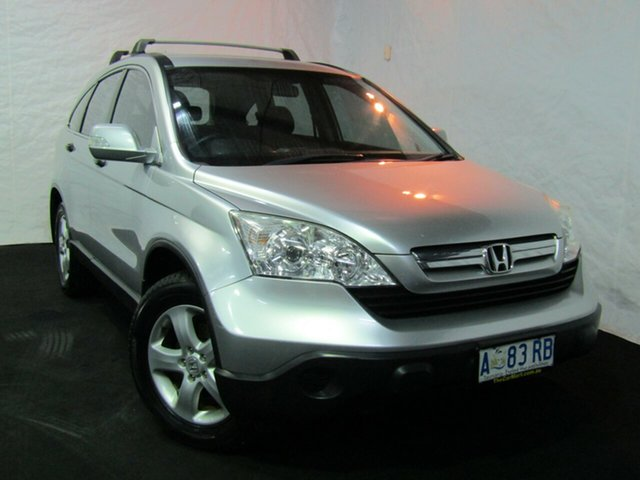 Used Honda CR-V RE MY2007 4WD, 2009 Honda CR-V RE MY2007 4WD Silver 5 Speed Automatic Wagon