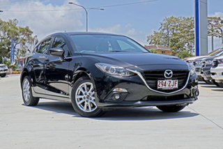 2015 Mazda 3 BM5478 Touring SKYACTIV-Drive Black 6 Speed Sports Automatic Hatchback.