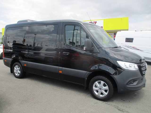 Used Mercedes-Benz Sprinter  , 2019 Mercedes-Benz Sprinter Wheel Chair Lift Black Bus