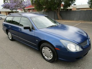2005 Mitsubishi Magna TW Series II ES 4 Speed Auto Sports Mode Wagon.
