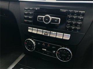 2012 Mercedes-Benz C-Class W204 C200 CDI BlueEFFICIENCY Silver Sports Automatic Wagon