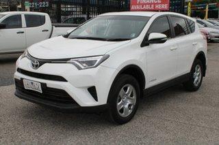 2016 Toyota RAV4 ALA49R MY16 GX (4x4) White 6 Speed Automatic Wagon.