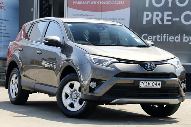 Used Toyota RAV4 ZSA42R MY18 GX (2WD), 2018 Toyota RAV4 ZSA42R MY18 GX (2WD) Liquid Bronze Continuous Variable Wagon