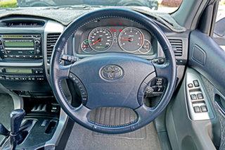 2009 Toyota Landcruiser Prado KDJ120R GXL Titanium 5 Speed Automatic Wagon
