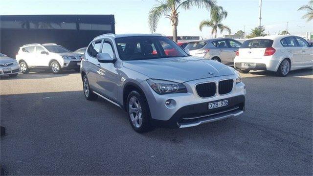 Used BMW X1 E84 xDrive20d, 2010 BMW X1 E84 xDrive20d Silver Sports Automatic Wagon