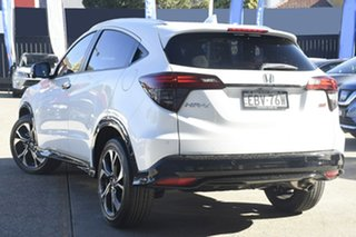 2018 Honda HR-V MY18 RS White Orchid Continuous Variable Wagon.
